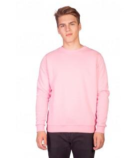Свитшот мужской розовый