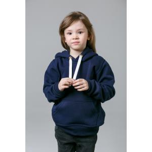 Толстовка детская темно-синяя