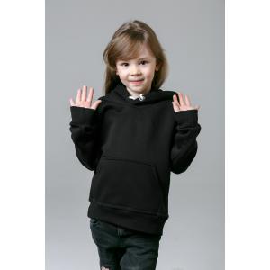 Толстовка детская черная