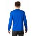 Лонгслив мужской синий