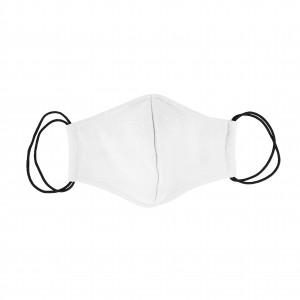 Многоразовая маска белая