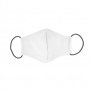 Многоразовая летняя белая маска