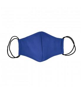 Многоразовая маска цвета индиго