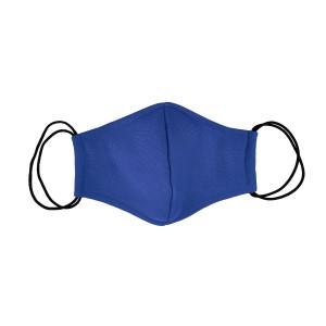 Многоразовая маска индиго