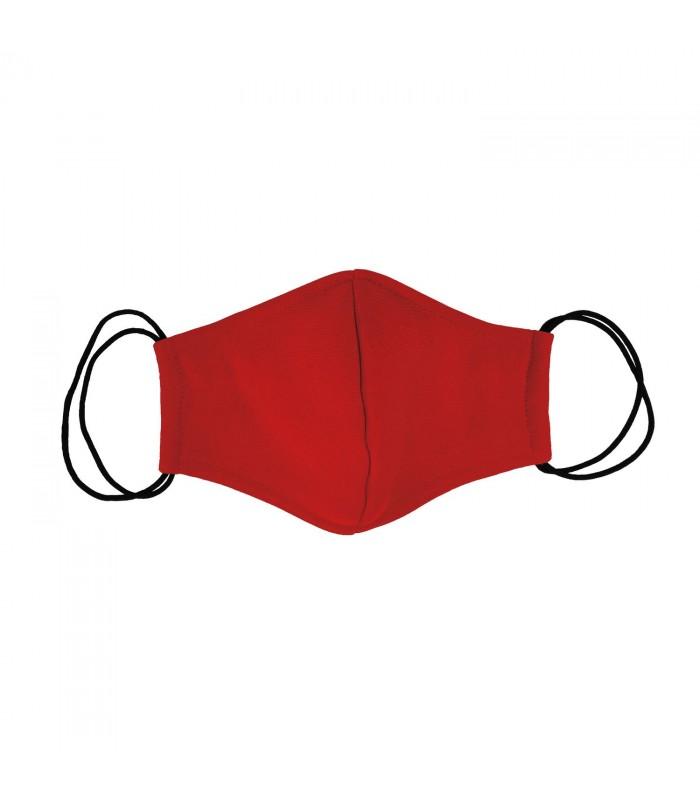 Многоразовая маска красная
