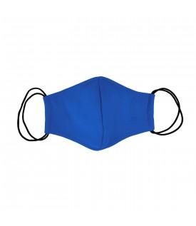 Синяя многоразовая маска