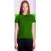 Поло женское зеленое