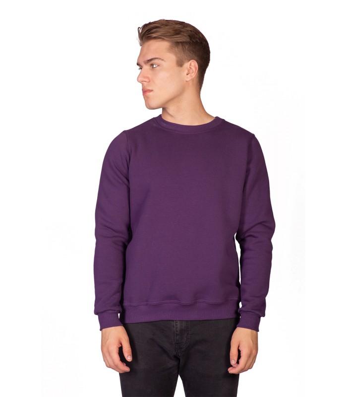Свитшот мужской фиолетовый